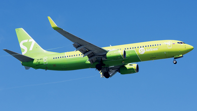 A picture of VQBVL - Boeing 7378GJ - S7 Airlines - © Alexey Prokhorov