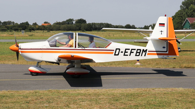 D-EFBM - Sportavia RS-180 Sportsman - Private