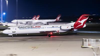 VH-NHA - Fokker 100 - QantasLink (Network Aviation)