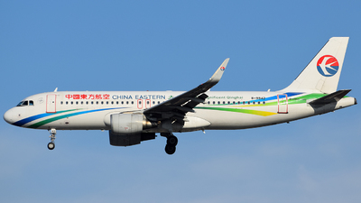 B-9942 - Airbus A320-214 - China Eastern Airlines