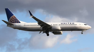 N78540 - Boeing 737-824 - United Airlines