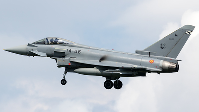 C.16-39 - Eurofighter Typhoon EF2000 - Spain - Air Force