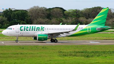 PK-GQP - Airbus A320-214 - Citilink