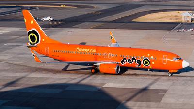 ZS-SJA - Boeing 737-8S3 - Mango