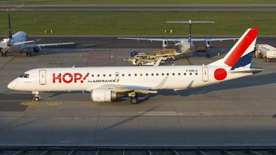 F-HBLG - Embraer 190-100STD - HOP! for Air France