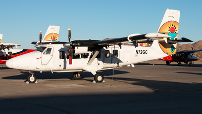 A picture of N72GC - De Havilland Canada DHC6300 Twin Otter - [264] - © Michael Walter