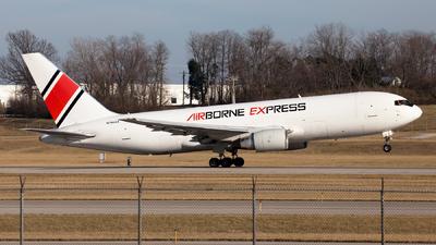 N768AX - Boeing 767-281(BDSF) - ABX Air