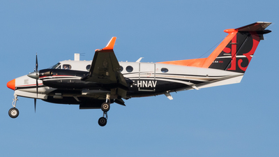 F-HNAV - Beechcraft 200CGT King Air - France - Direction Generale de l'Aviation Civile