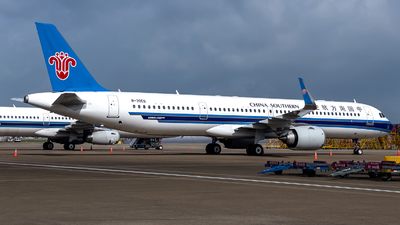 A picture of B30E6 - Airbus A321253NX - China Southern Airlines - © NicoNicoNi