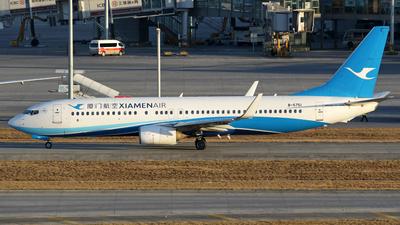B-5751 - Boeing 737-85C - Xiamen Airlines