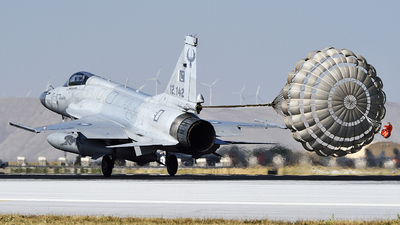 12-142 - Chengdu JF-17 Thunder - Pakistan - Air Force