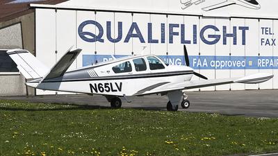 N65LV - Beechcraft V35 Bonanza - Private