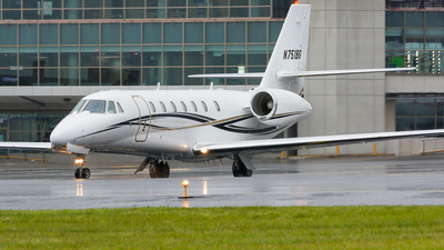 N751BG - Cessna 680 Citation Sovereign - Private