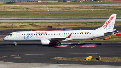 EC-LIN - Embraer 190-200LR - Air Europa Express