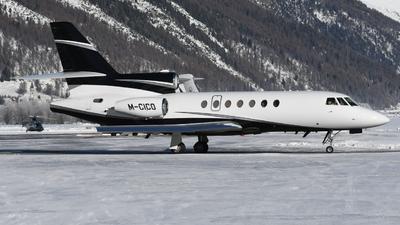 M-CICO - Dassault Falcon 50EX - Private