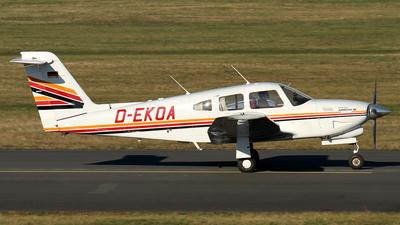 A picture of DEKOA - Piper PA28RT201T Turbo - [28R8131112] - © Daniel Schwinn