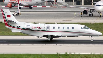 CN-AMJ - Cessna 560XL Citation XLS Plus - Morocco - Air Force