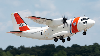 2704 - Alenia HC-27J Spartan  - United States - US Coast Guard (USCG)