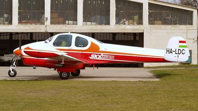 HA-LDC - Let L-200D Morava - Skymilesair