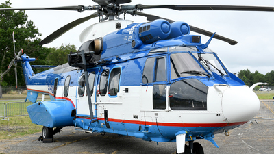 A picture of FHRLI - Airbus Helicopters H225 - [2824] - © Romain Salerno / Aeronantes Spotters