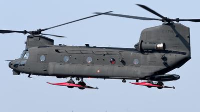 A picture of MM81793 - AgustaWestland ICH47F Chinook -  - © Varani Ennio