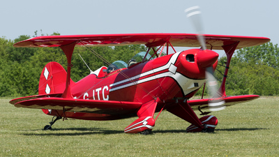 F-GJTC - Pitts S-2B Special - Private