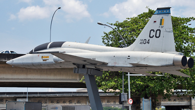 FAB4804 - Northrop F-5B Freedom Fighter - Brazil - Air Force