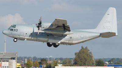 165313 - Lockheed C-130T Hercules - United States - US Navy (USN)