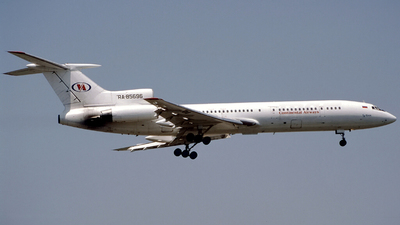 RA-85696 - Tupolev Tu-154M - Continental Airways