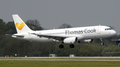 LY-VEI - Airbus A320-233 - Thomas Cook Airlines