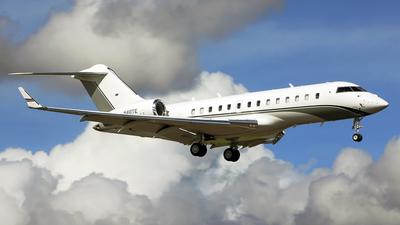 N40TE - Bombardier BD-700-1A11 Global 5000 - Executive Jet Managment