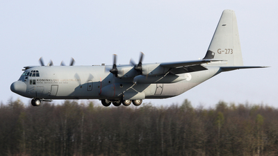 A picture of G273 - Lockheed C130H Hercules -  - © BaszB