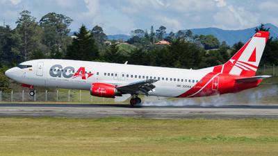 HK-5338X - Boeing 737-4B7 - Gran Colombia de Aviación (GCA)