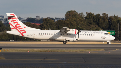 VH-FVZ - ATR 72-212A(600) - Virgin Australia Airlines