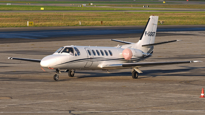 A picture of FGGGT - Cessna 550 Citation II - [5500611] - © Erik Gjørup Kristensen - SAI Collection