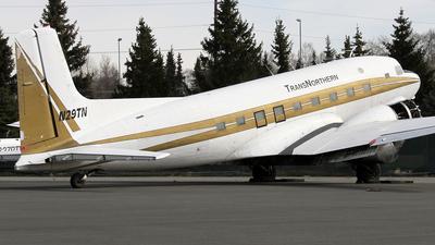 N29TN - Douglas DC-3S - TransNorthern