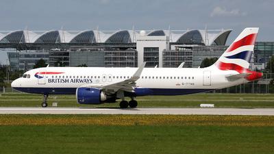 A picture of GTTND - Airbus A320251N - British Airways - © Stefan Mayer