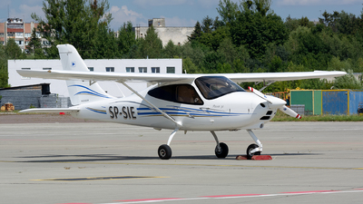SP-SIE - Tecnam P2008JC - Private