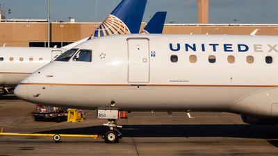 N85351 - Embraer 170-200LR - United Express (Mesa Airlines)