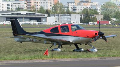 A picture of SPALL - Cirrus SR22T - [0968] - © RAFAL KUKOWSKI