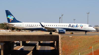 A picture of PRAYH - Embraer E195AR - [19000361] - © AlphaJuliet