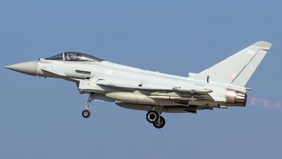 ZK302 - Eurofighter Typhoon FGR.4 - United Kingdom - Royal Air Force (RAF)