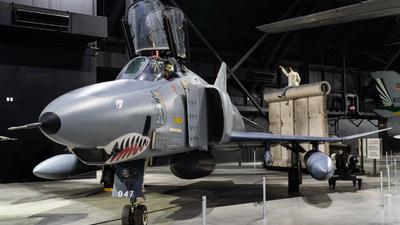 64-1047 - McDonnell Douglas RF-4C Phantom II - United States - US Air Force (USAF)