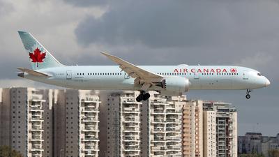 C-FGDZ - Boeing 787-9 Dreamliner - Air Canada