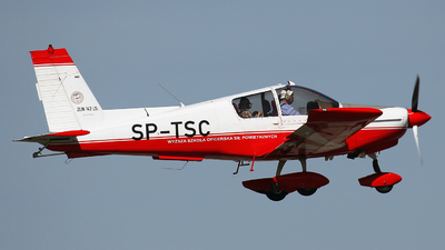 SP-TSC - Zlin 143LSi - Private