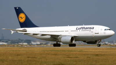D-AIDN - Airbus A310-304 - Lufthansa