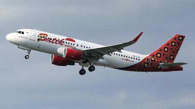 A picture of PKLAO - Airbus A320214 - Batik Air - © M. Raykahn Ariga