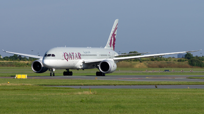 A7-BCN - Boeing 787-8 Dreamliner - Qatar Airways