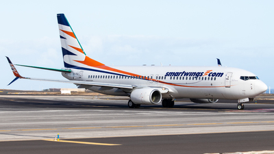 A picture of OKTVU - Boeing 73786N - Smartwings - © Pablo Marín