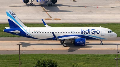 VT-ISD - Airbus A320-271N - IndiGo Airlines